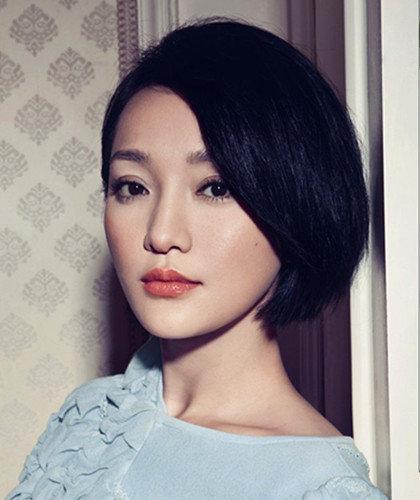 女人千萬別瞎換髮型,周迅和楊冪就沒hold住,都被短髮毀了!