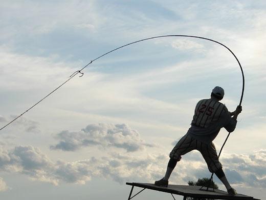釣魚人:釣魚用硬竿還是用軟竿?軟竿與硬竿好壞解釋!