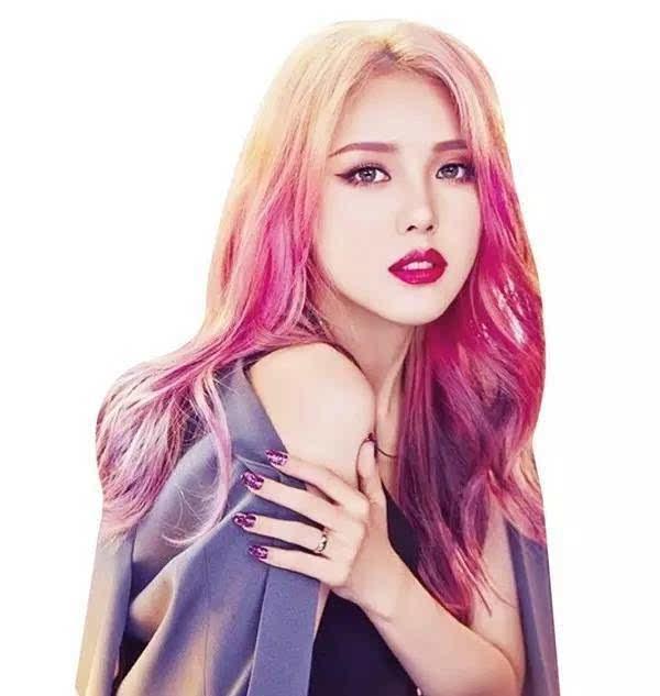 pony朴惠敏:韩国最会化妆的女生 时尚发型彩妆颜好还须打造