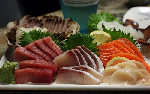 日式料理的擺盤全攻略