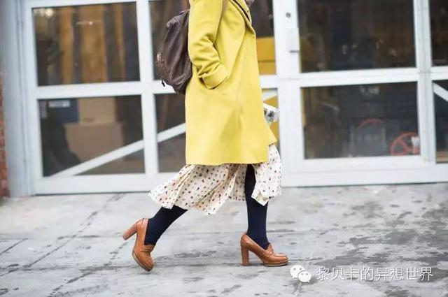 冬天也能穿裙子的秘密? 當然是選對裙子啊