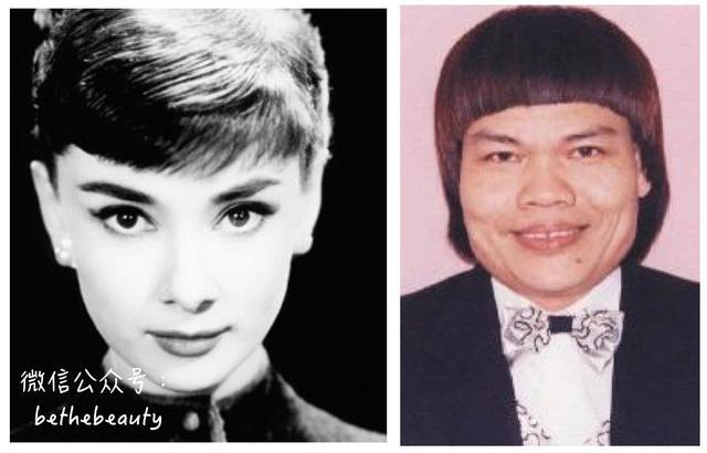 為什麼有人齊劉海年輕又美麗,有人又土又顯老?