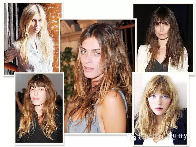 新年新髮型 || 就留最火的「富家女頭」吧