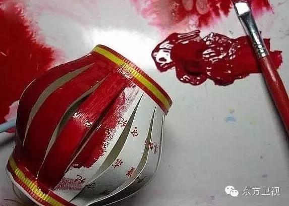 番茄薦 元宵節DIY,紙杯也能做燈籠
