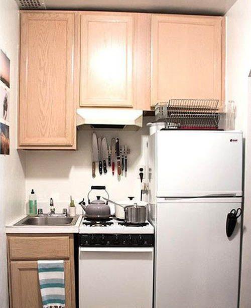 「小戶型必備」超小廚房應該這樣裝,你造嗎?