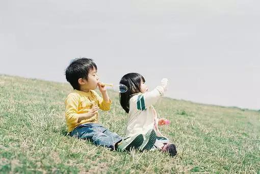 最不可少的一種親密,叫兒時玩伴