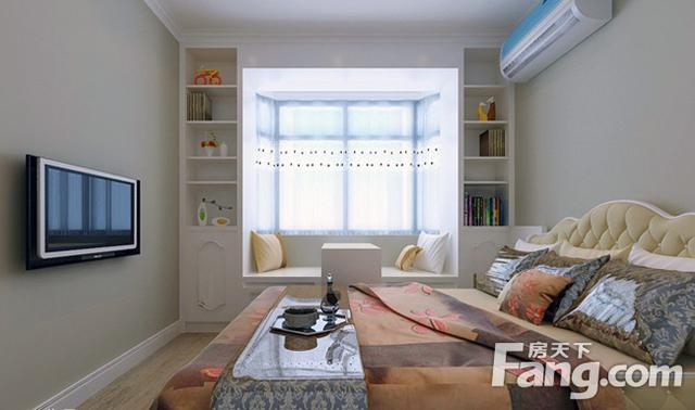 32套經典榻榻米床裝修效果圖賞析 臥室不用買床啦
