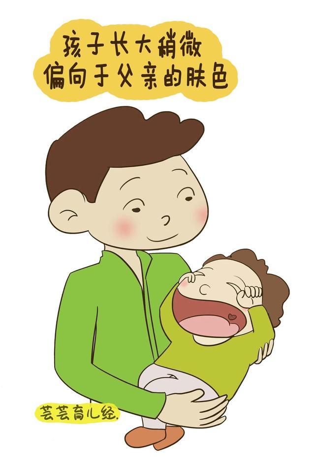 小時候是單眼皮,長大變雙眼皮,揭開寶寶長相變化的秘密!