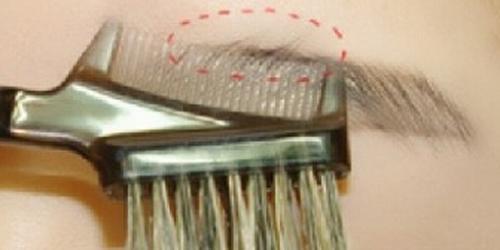 三角眉毛怎麼畫交給你正確的修剪技巧