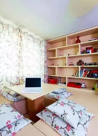 書房30個榻榻米書房實景圖客房&書房兩不誤