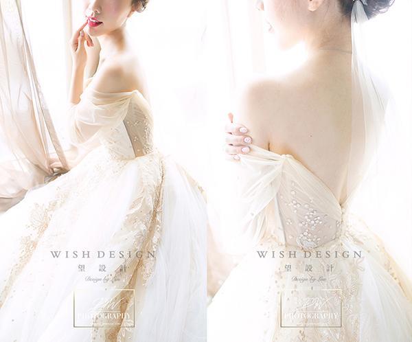 九款夏季仙氣新娘婚紗