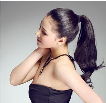 16款流行的淑女髮型,頭髮扎不紮都很甜美哦!