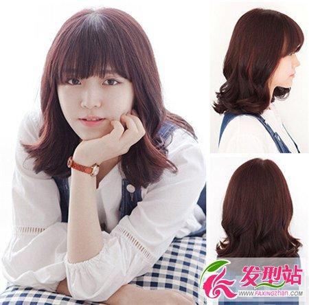2016女生髮型流行趨勢 韓式髮型大曬冷! 總有一款岩你!!!