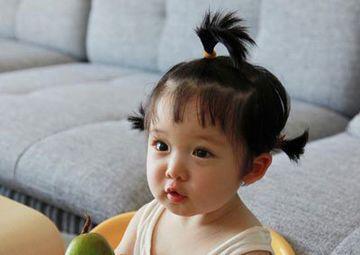 12款baby髮型,萌到心尖兒~