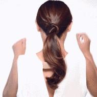 3分鐘搞定大波浪,真的不用捲髮棒!
