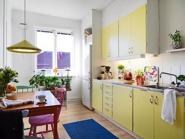 廚房台面這樣布置 16個裝飾技巧帶來烹飪好心情