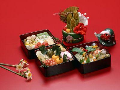 日本人過年吃什麼,日本人過春節嗎
