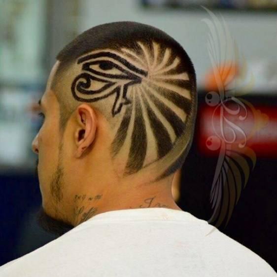那些「開掛」的髮型雕刻師