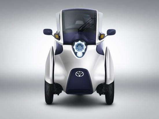 Toyota i-Road近期終於抵達台灣了!!! 真的只要15萬?!