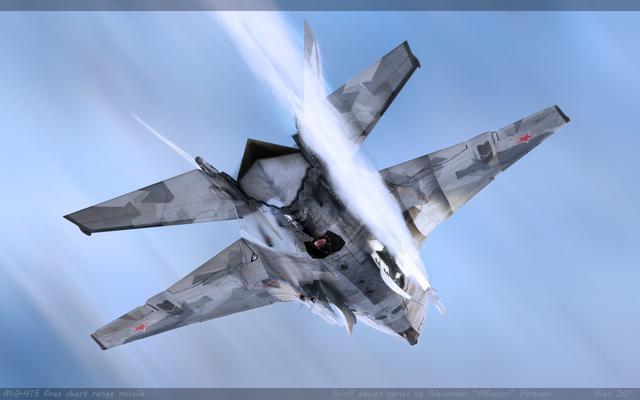 這種飛機比飛彈還快:俄羅斯醞釀米格-41超級戰機