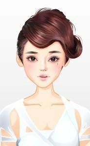 大臉、方臉、國字臉全都不用愁,什麼臉型就適合什麼髮型!用對了,也可以是大美女!