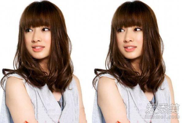 圓臉什麼髮型好看 9款清純可愛!