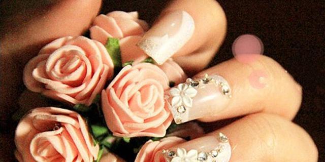 最齊全的新娘美甲推薦 精緻新娘從手開始
