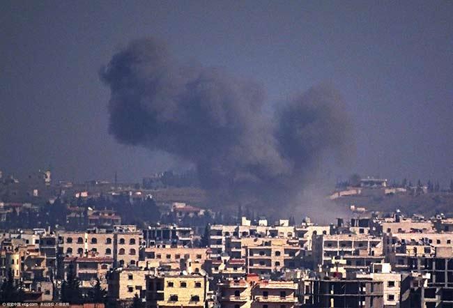 敘利亞戰爭到底誰跟誰在打仗?幾張圖讓你秒懂!