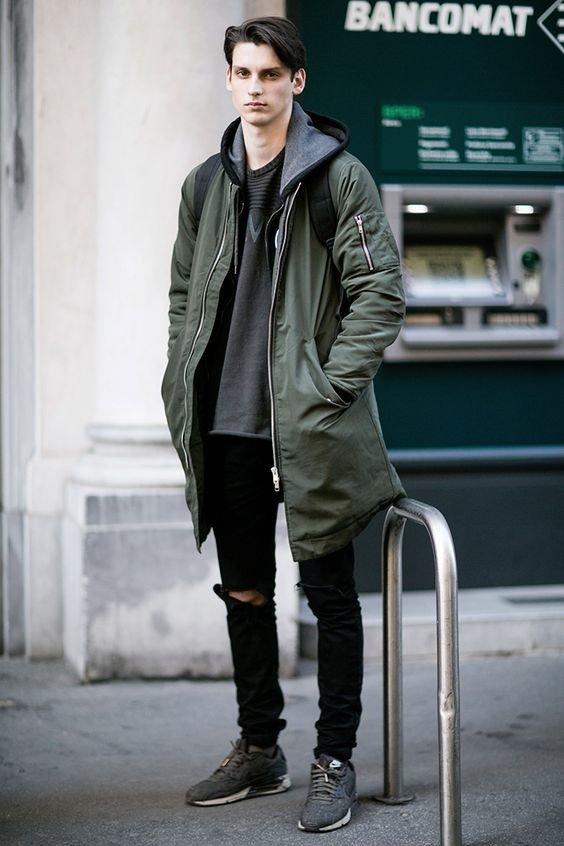 「飛行外套」隨便穿都有型 讓韓星、素人親身示範告訴你!