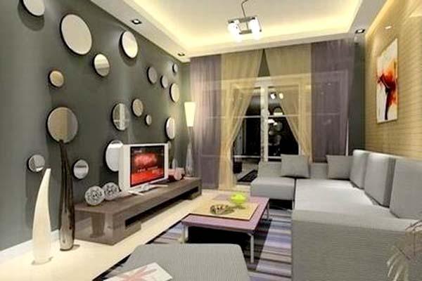 45款客廳裝修必看美圖 2016電視背景牆效果圖大全 把客廳裝修得美觀與實用並存!