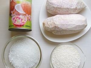 【清涼消暑の5種西米露做法!】天氣熱死啦!吃冰冰的甜品最涼爽了!在家裡DIY西米露,草莓、芒果、仙草、哈密瓜、芋頭,超香