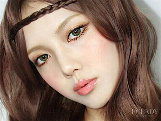 pony朴惠敏:韓國最會化妝的女生 時尚髮型彩妝顏好還須打造