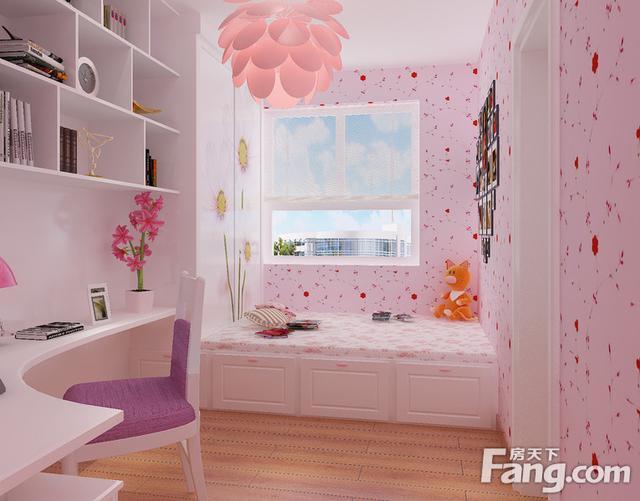 小戶型兒童房榻榻米臥室 2016兒童房裝修效果圖大全,為您的孩子打造一間吧!