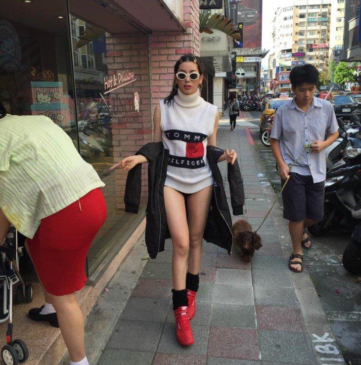 誰說女生不能玩潮流?台灣五大街頭女神教你帥過男友!