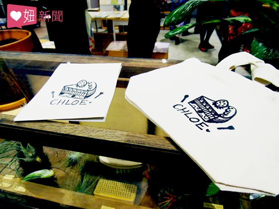 把自己的畫印上帆布袋!?好玩好買的華山「手紙社」創作市集
