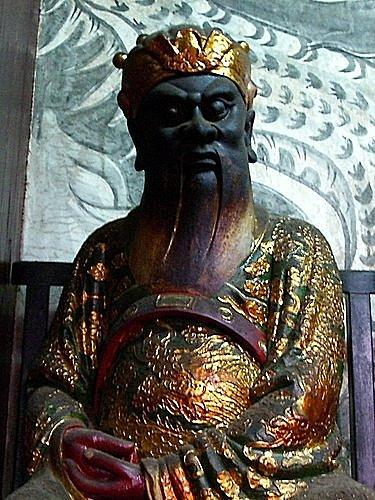 台灣特有 一四海龍王聖駕 一