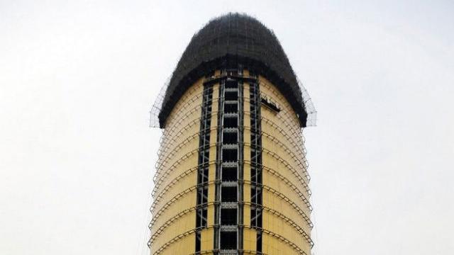 當你還在恥笑中國「人民日報新總部大樓」像男生GG,完成後它已經拿到了國際建築設計獎!