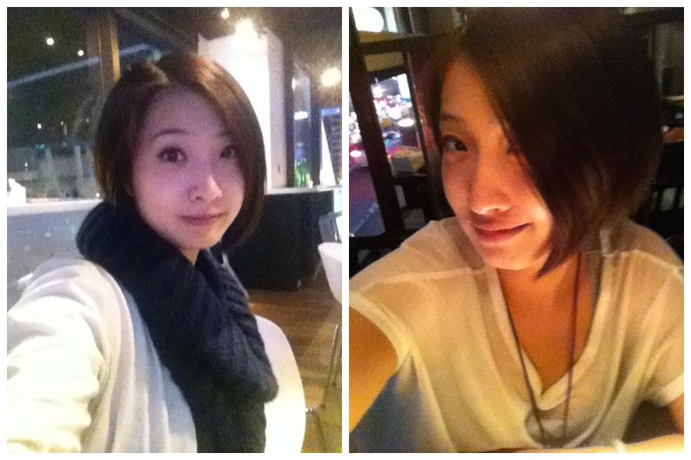 推薦給想剪短髮又不敢剪的長髮女孩看看,從長發變短髮的那一瞬間,保證顏值馬上UP好幾個LEVEL~