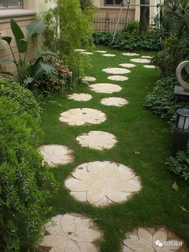庭院花園的鋪裝你知道多少? 別擔心,看完這篇你就明白了。