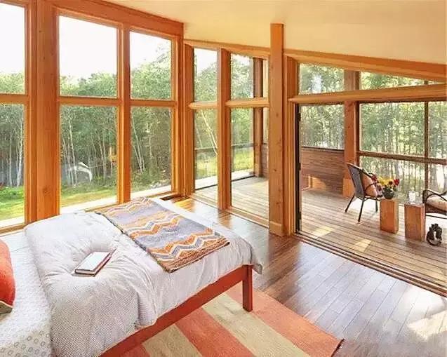 不弄個落地窗,你都不知道自己的家有多美!