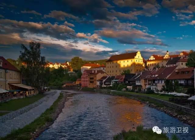 8個一生不可錯過的童話小鎮,這才是真正的歐洲
