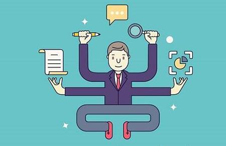 如果你是公司身兼數職的員工,則說明你不夠重要