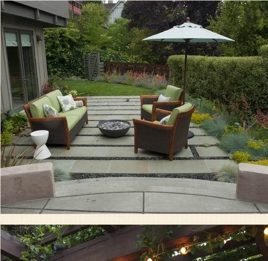 30個私家庭院景觀設計,美呆了