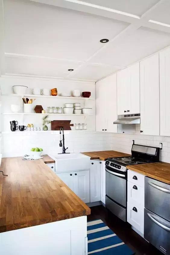 24個北歐小廚房