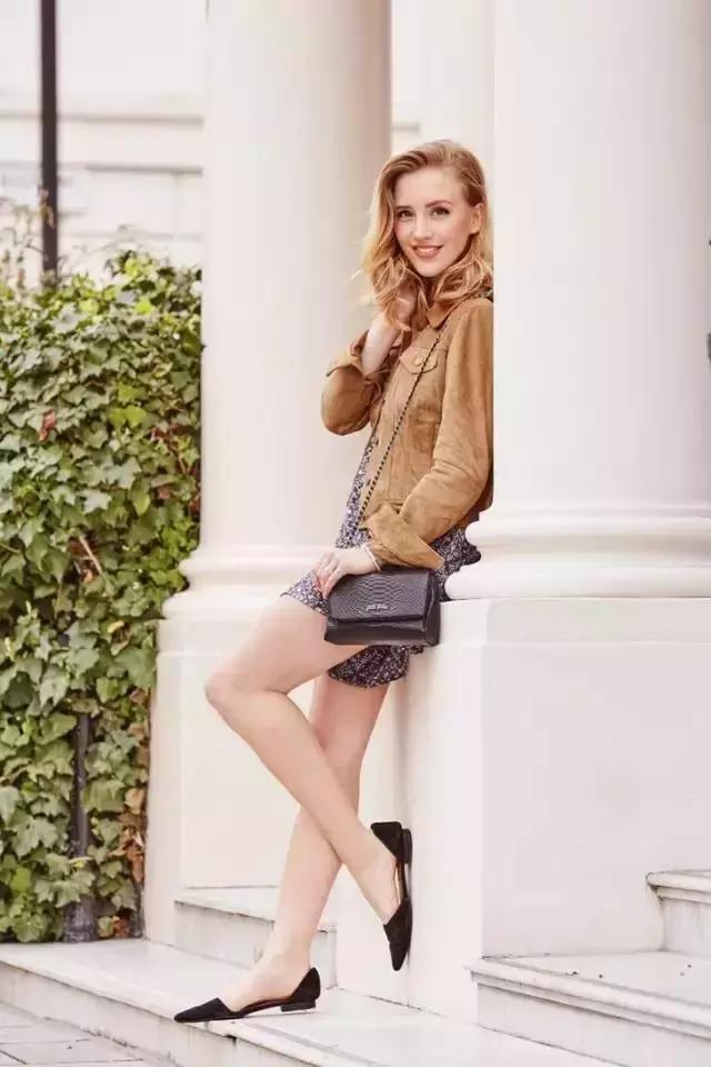 矮個子女生不能穿平底鞋? 錯! 穿對平底鞋能長高10公分!