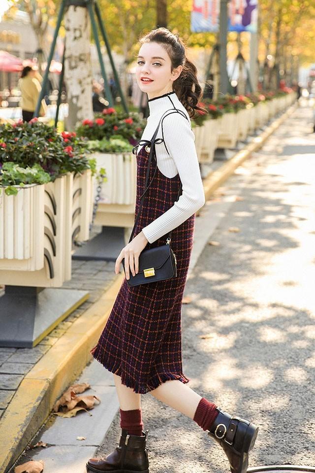 歐美時尚街拍,20幾歲女孩的穿衣打扮