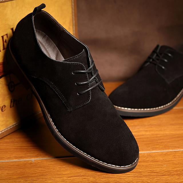 學著點,男士鞋褲最正確的搭配方法