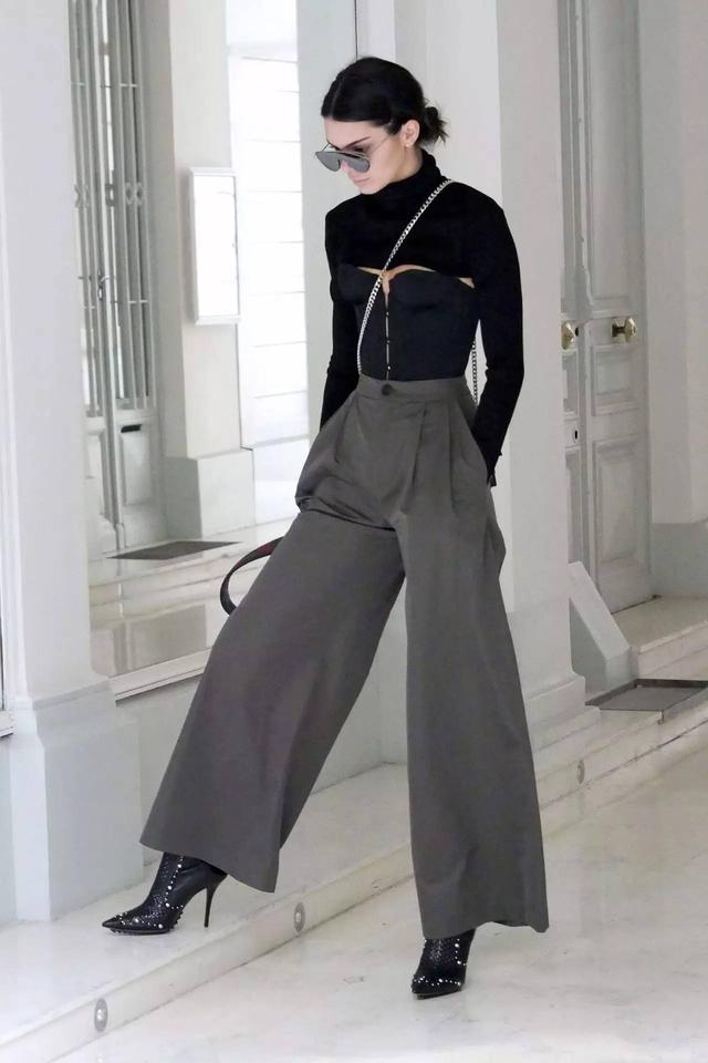 超模Kendall Jenner 親身示範50套私服穿搭