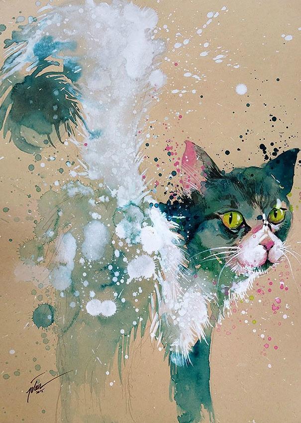 時光如水總是無言,若你安好便是晴天