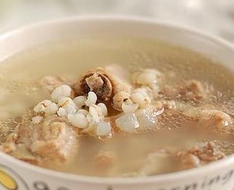 各種排骨養生湯